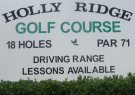 Holly Ridge Golf Course